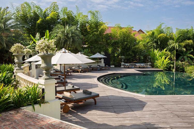 Pool - The Luang Say Residence - Luang Prabang