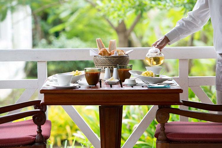 Dining Room - The Luang Say Residence - Luang Prabang