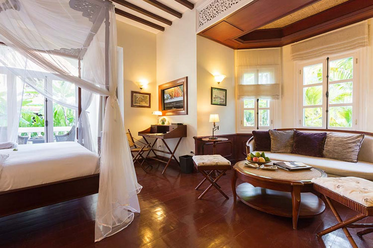 Pioneer Suite - The Luang Say Residence - Luang Prabang