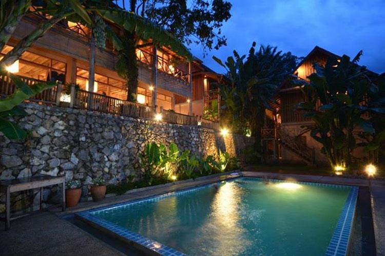 Pool - My Dream Boutique Resort - Luang Prabang