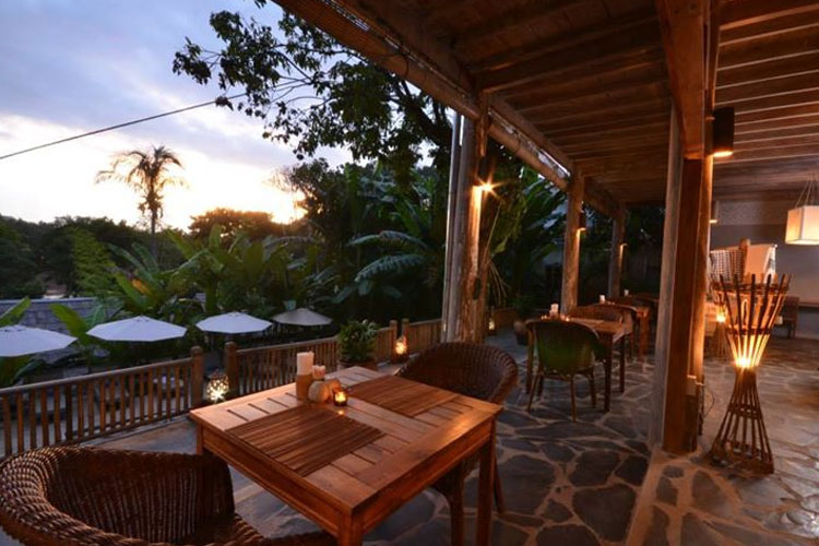 Exterior Dining Room - My Dream Boutique Resort - Luang Prabang