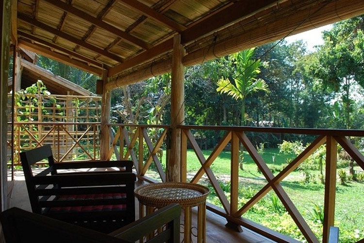 Balcony - My Dream Boutique Resort - Luang Prabang
