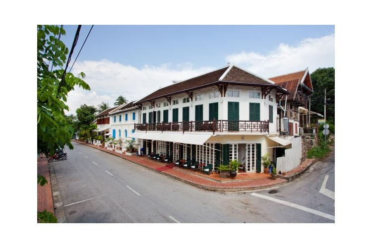 Facade - The BelleRive Boutique Hotel - Luang Prabang