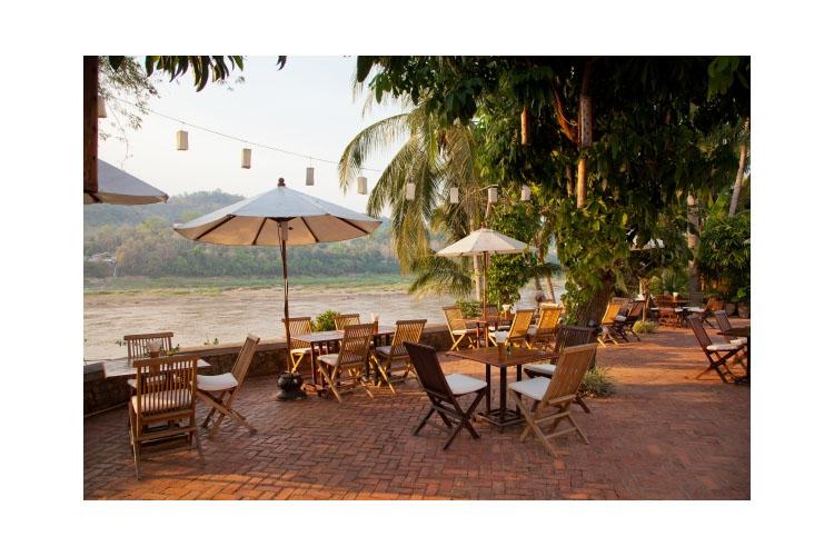 Restaurant - The BelleRive Boutique Hotel - Luang Prabang