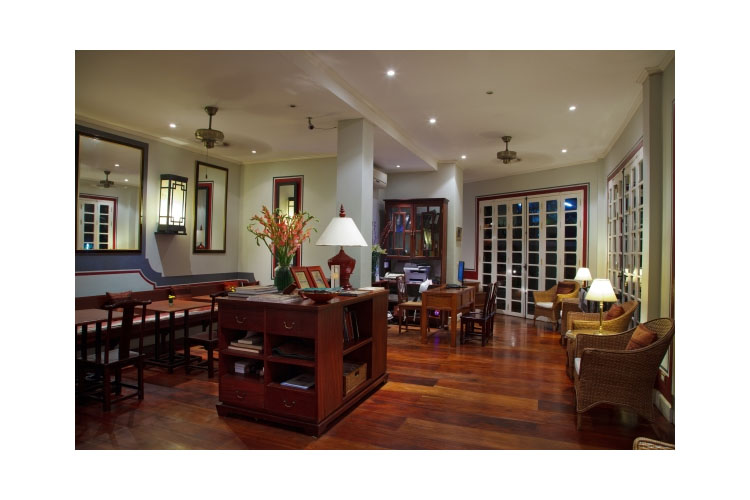 Lobby - The BelleRive Boutique Hotel - Luang Prabang