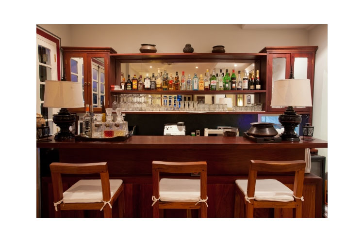Bar - The BelleRive Boutique Hotel - Luang Prabang