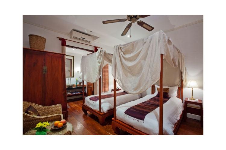 Terrace Room - The BelleRive Boutique Hotel - Luang Prabang