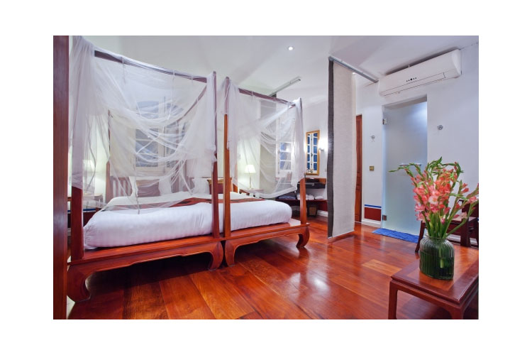 Superior Room - The BelleRive Boutique Hotel - Luang Prabang