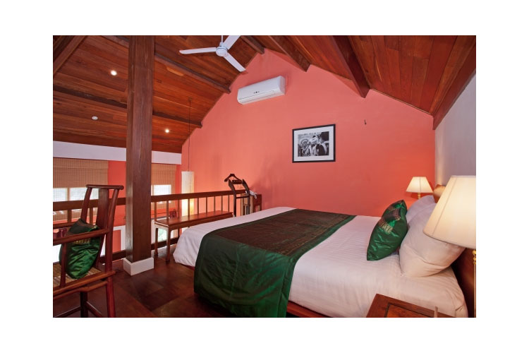 Balcony Suite - The BelleRive Boutique Hotel - Luang Prabang