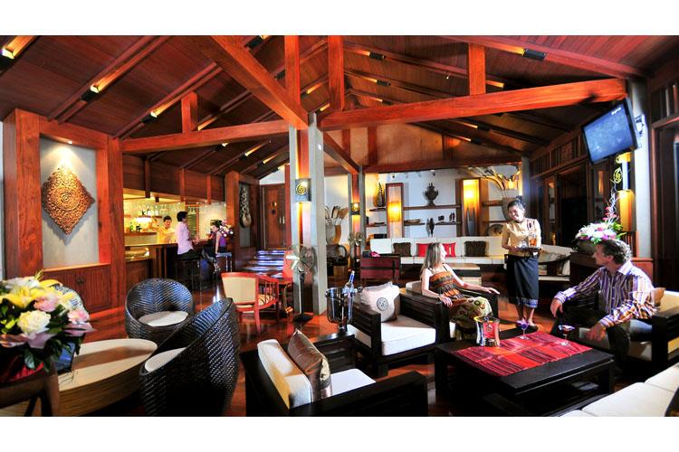 Lobby - Salana Boutique Hotel - Vientiane