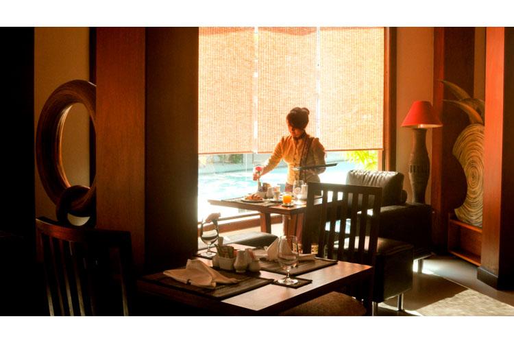 Restaurant - Salana Boutique Hotel - Vientiane