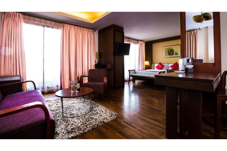 Salana Suite - Salana Boutique Hotel - Vientiane