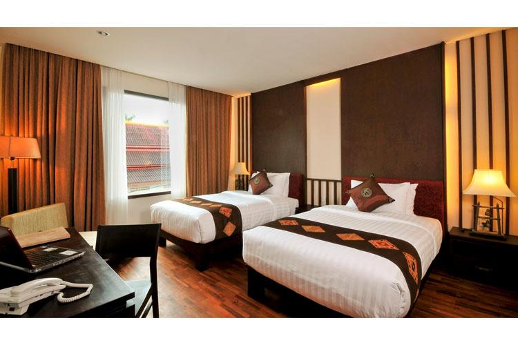 Deluxe Room - Salana Boutique Hotel - Vientiane