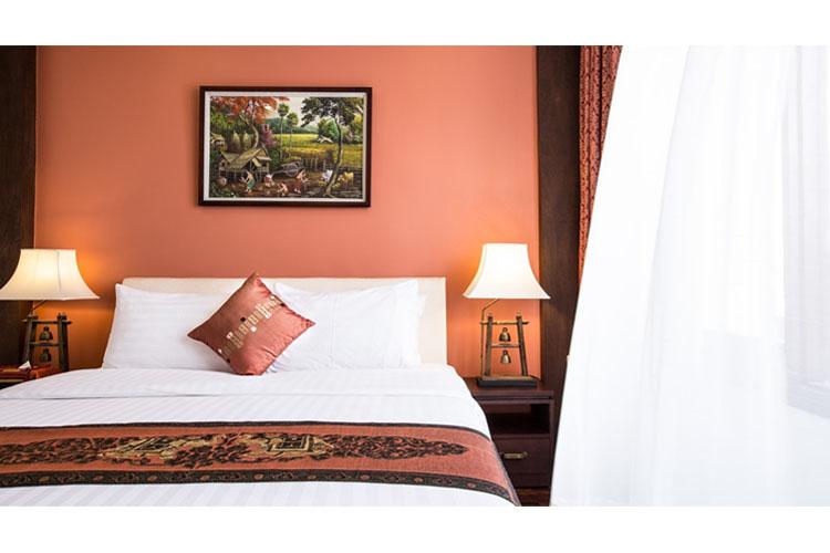 Superior Room - Salana Boutique Hotel - Vientiane