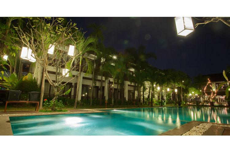 Pool - Green Park Boutique Hotel - Vientiane