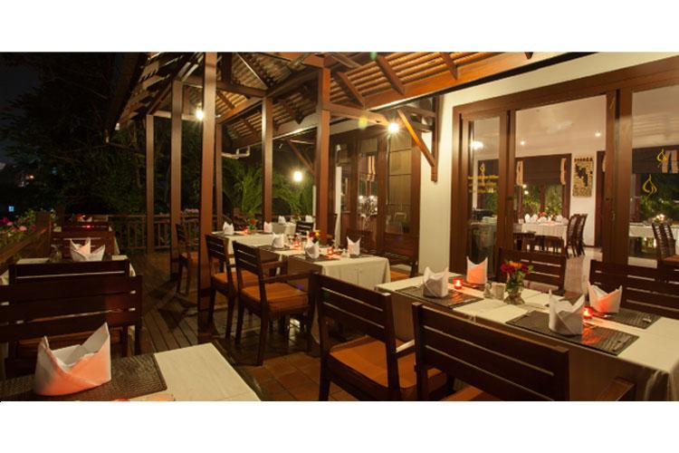 Restaurant - Green Park Boutique Hotel - Vientiane