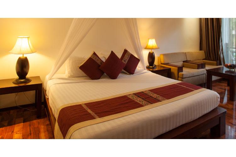 Classic Room - Green Park Boutique Hotel - Vientiane
