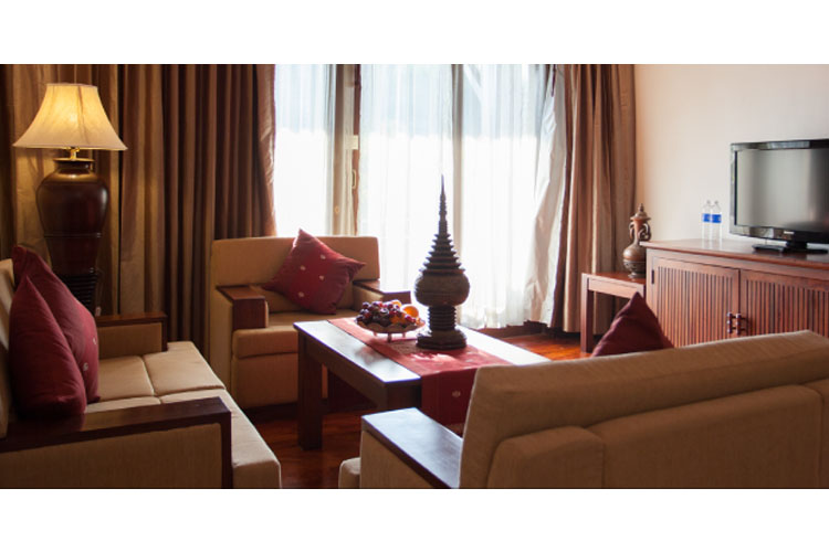 Deluxe Suite - Green Park Boutique Hotel - Vientiane