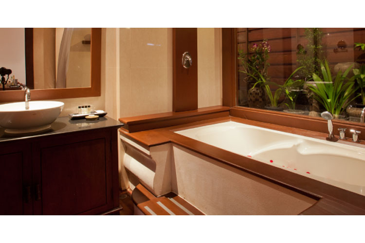 Bathroom - Green Park Boutique Hotel - Vientiane
