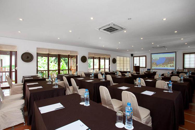 Meeting Room - Riverside Boutique Hotel - Vang Vieng