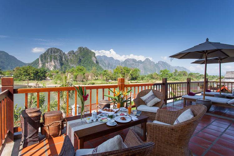 Riverside Suite - Riverside Boutique Hotel - Vang Vieng