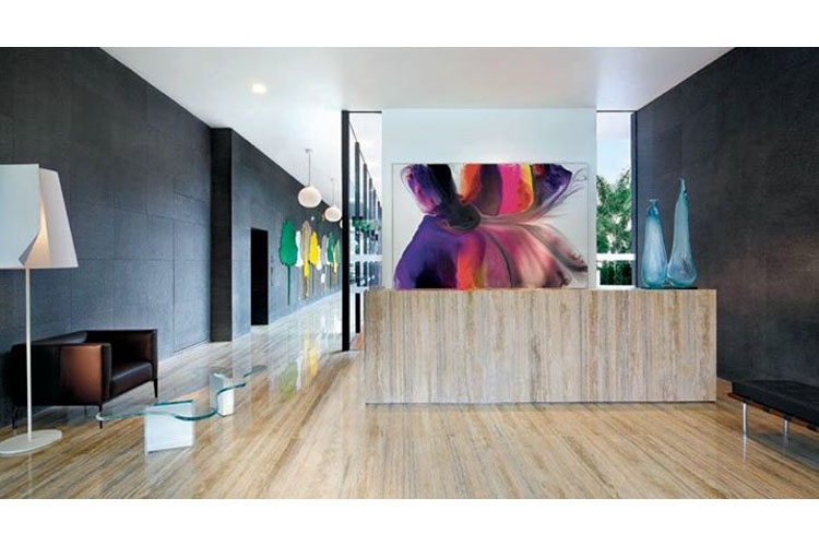 Reception - The Forest by Wangz - SINGAPORE