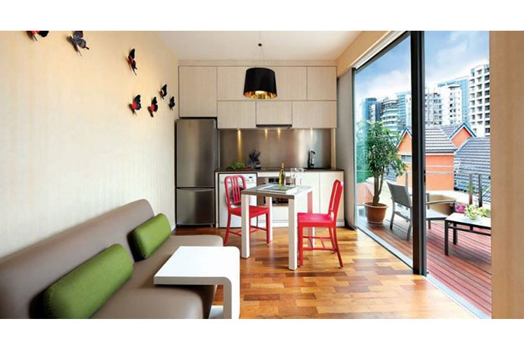 Kitchen - The Forest by Wangz - SINGAPORE