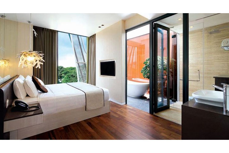 One Bedroom Premier with Balcony - The Forest by Wangz - SINGAPORE