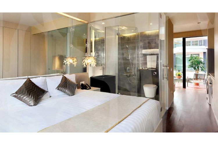 One Bedroom Executive with Balcony - The Forest by Wangz - SINGAPORE