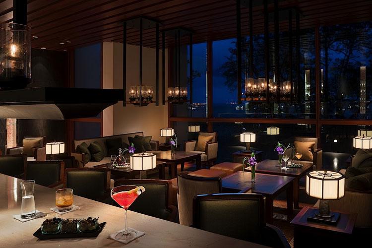 Lobby - The Club at Capella Singapore - SINGAPORE