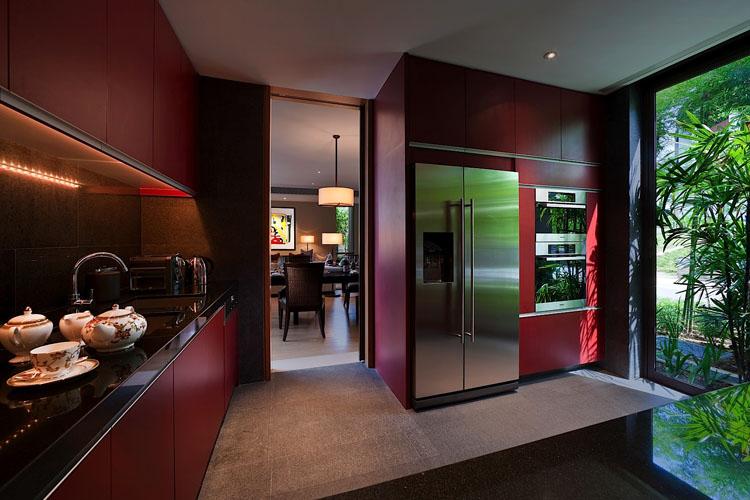Manor Kitchen - The Club at Capella Singapore - SINGAPORE