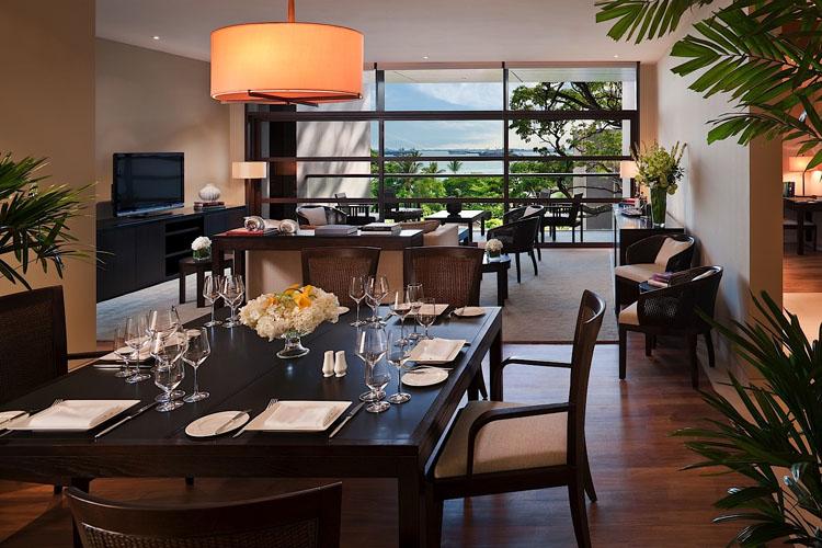 Suite - The Club at Capella Singapore - SINGAPORE