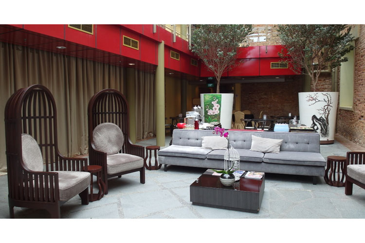 Common Area - Amoy by Far East Hospitality - SINGAPORE