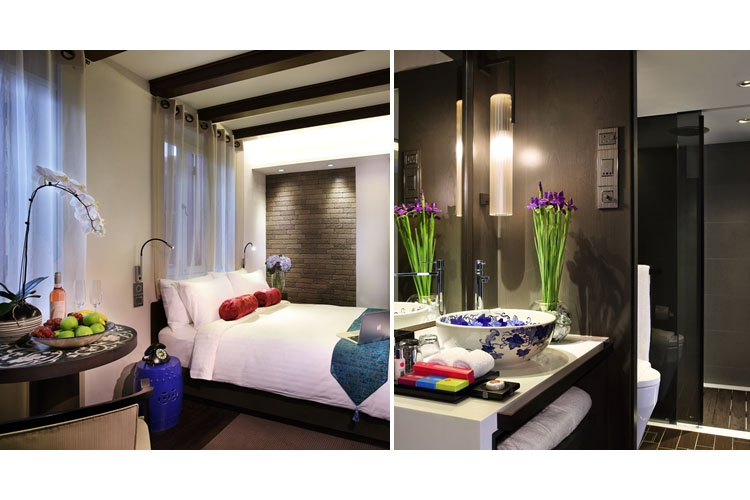 Deluxe Double Room - Amoy by Far East Hospitality - SINGAPORE