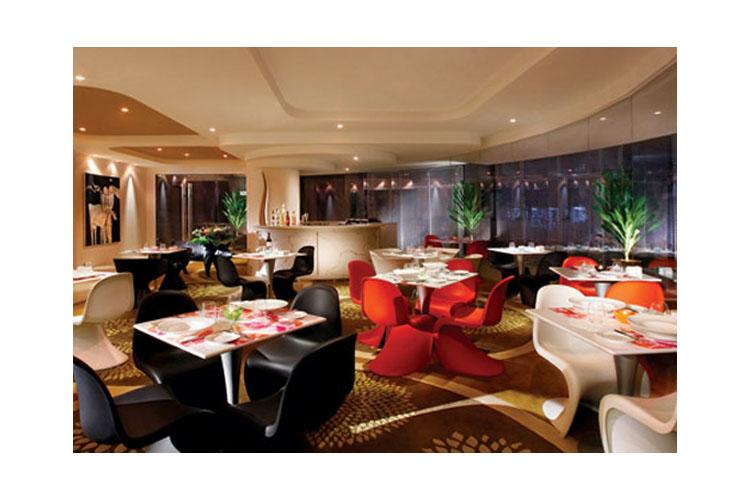 Nectar Restaurant - Wangz Hotel - SINGAPORE