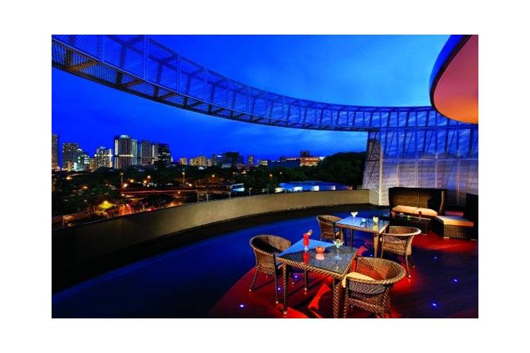 Exterior Dining Room - Wangz Hotel - SINGAPORE