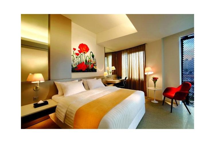 Canopy Room Wangz Hotel
