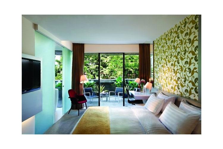 Balcony Room - Wangz Hotel - SINGAPORE