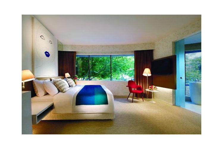 Deluxe Room - Wangz Hotel - SINGAPORE