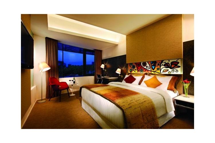 Canopy Room - Wangz Hotel - SINGAPORE