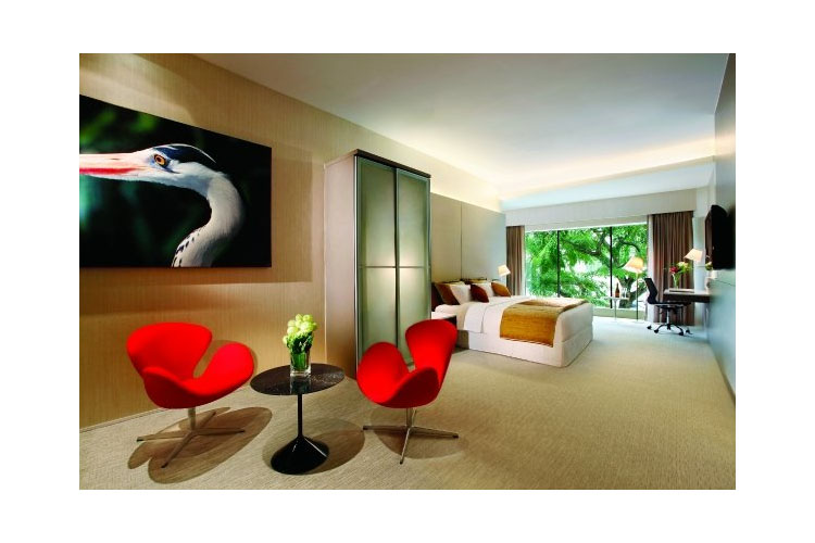 Deep Suite - Wangz Hotel - SINGAPORE