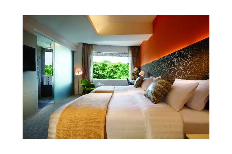 Superior Room - Wangz Hotel - SINGAPORE