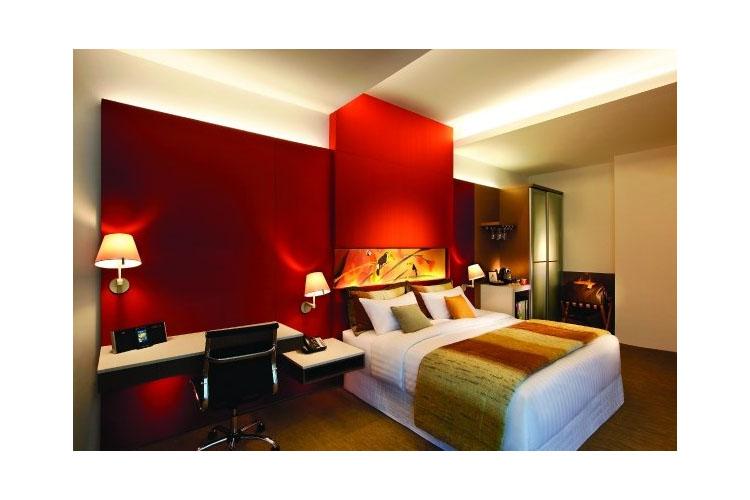 Wangz Hotel Soak Room