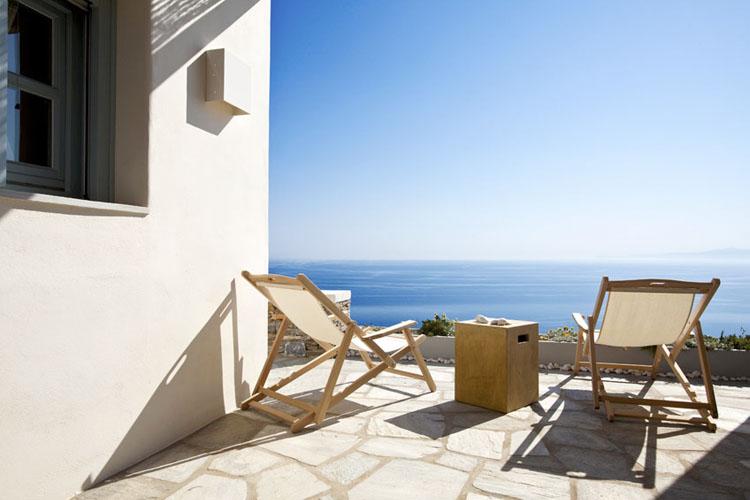 Terrace - Astra Verina - GREECE