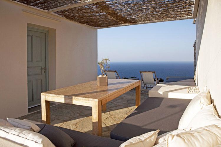 Room Private Area - Astra Verina - GREECE
