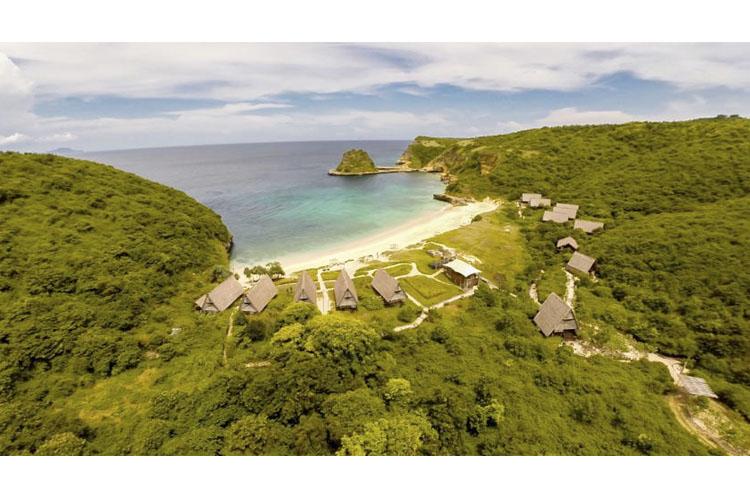 Exterior - Jeeva Beloam Beach Camp - Lombok Island