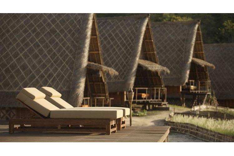 Exterior Common Area - Jeeva Beloam Beach Camp - Lombok Island