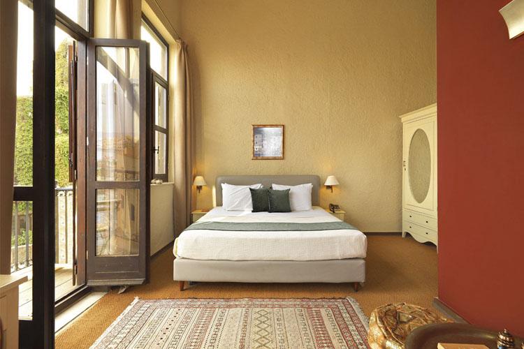 Superior Double Room VII - Alcanea Boutique Hotel - Chania