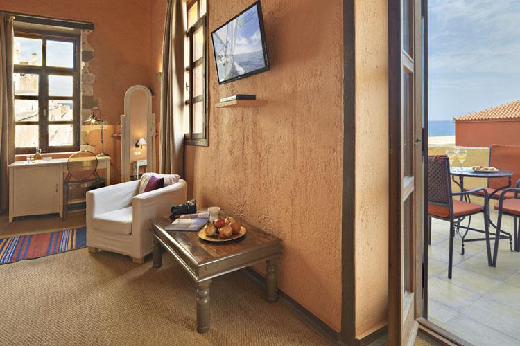 Superior Double Room VI - Alcanea Boutique Hotel - Chania