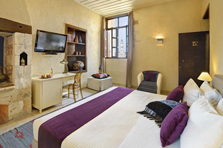 Superior Double Room IV - Alcanea Boutique Hotel - Chania